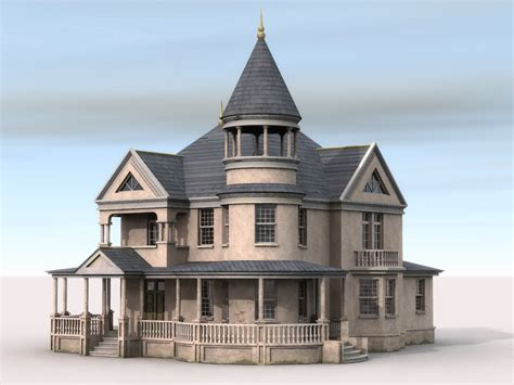 Gothic Victorian House Plans Popular House Style Design