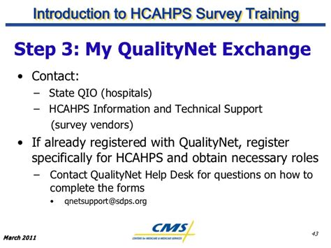 qualitynet help desk email march 2011 hcahps introduction slides session i 2