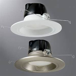 Recessed lighting top halo led
