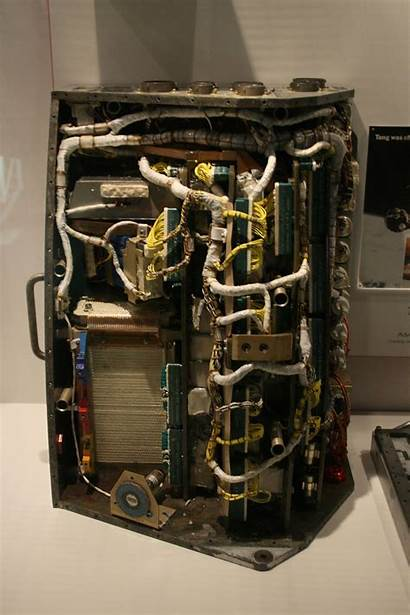 Gemini Computer Guidance Nasm Commons History Raumschiff