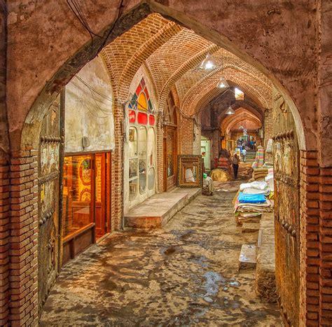 iran bazaars iran traveling center