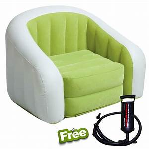 Intex Inflatable Cafe Chair Price - Buy Intex Inflatable