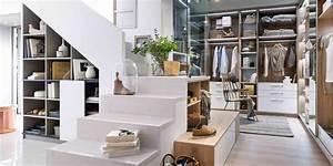 creer dressing dans une petite piece le mode d39emploi With delightful comment meubler une entree 12 banc en bois pas cher
