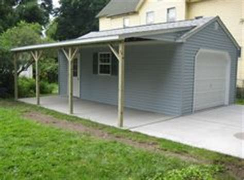 detached garage with covered patio back yard