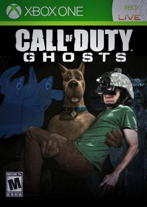 Cod Ghosts Meme - dog call of duty dog know your meme