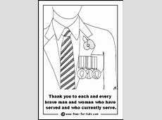Free coloring pages of remembrance day poppy