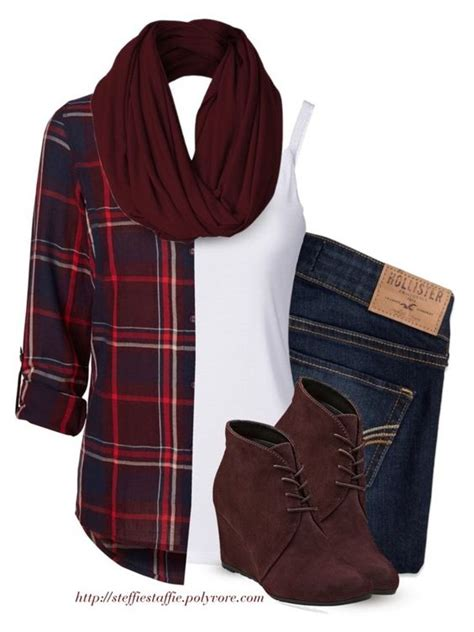 12 Classic Polyvore Outfit Ideas For Fall - Pretty Designs