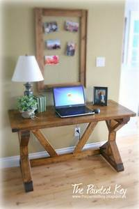 My, Fancy, X, Desk