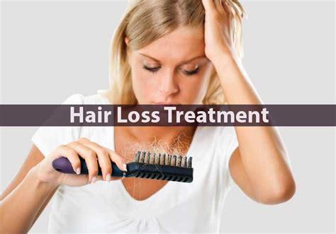 Hair Loss Treatment  Natural Home Remedies Hairstyle
