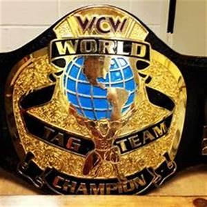wcw tribute belt - Google Search | Championship Belts ...