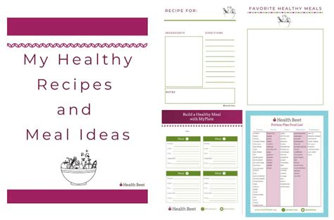 Debates are ongoing about universal healthcare coverage millions of individuals have enrolled in health insurance through the marketplace. Free Worksheets and Printables - Health Beet