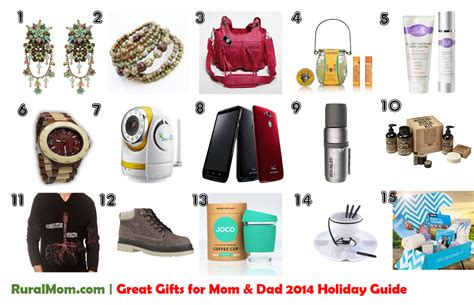 Great Gifts For Mom & Dad