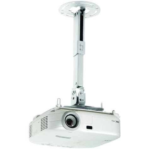 ceiling projector mount with adjustable extension tvaudiomarkt projector ceiling wall mount 12 8in 17 3in