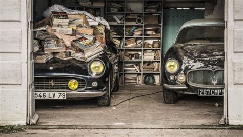 Modernen Motor In Oldtimer Einbauen by Wertvolle Oldtimer In Scheune In Frankreich Gefunden