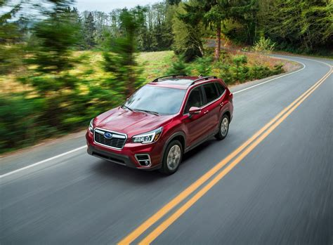 2019 Subaru Forester Debuts In New York, Looks Familiar