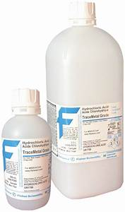 Hydrochloric Acid  Tracemetal Grade   Fisher Chemical
