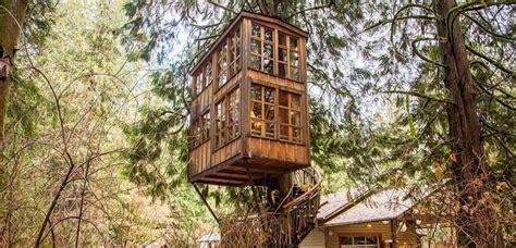 treehouse hotels     childhood dream  true
