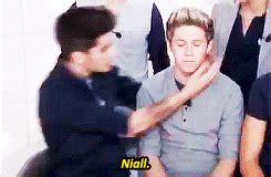 One Direction Zayn Malik Niall Horan 1d Mine Gifs Ziall F