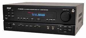 Bluetooth Pyle 5 1ch Home Theater Surround Sound Receiver Amplifier Hdmi New 12302097602