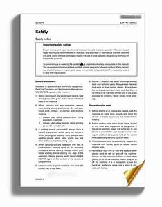 Komatsu Wa430 6h Shop Manual