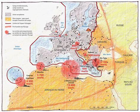 Carte De L Europe 2017 by Statistiques En Europe Asile Ch