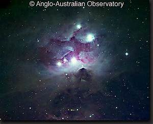 Examples of Reflection Nebula - Pics about space