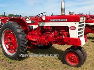 International 424 Tractor Parts