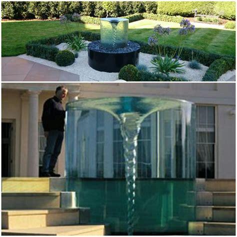 build your own outdoor water diy vortex water fountain vortex water water fountains and fountain