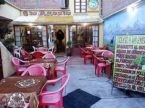 Restaurantes En Bolivia