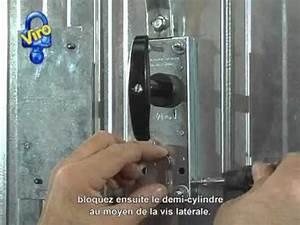 Probleme Fermeture Porte De Garage Basculante : serrure blind e pour portes basculantes 8234 youtube ~ Maxctalentgroup.com Avis de Voitures
