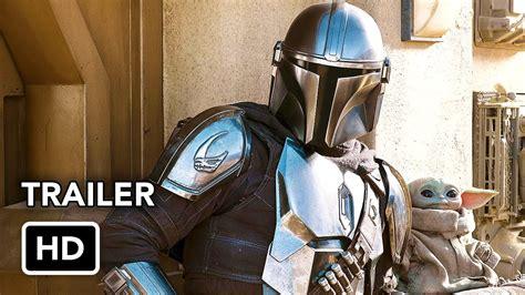 Watch Star Wars Mandalorian Season 2 Trailer (HD) - ShowbizHO!
