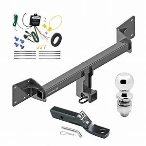 Trailer Tow Hitch For 2018 Audi Q5 Sq5 Complete Package W