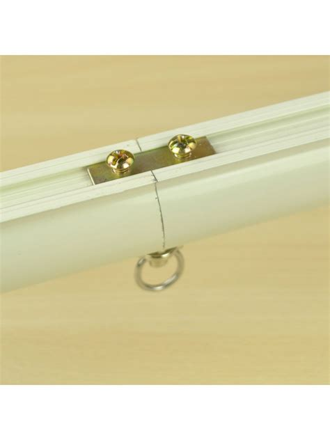 chr7524 ceiling wall mount curtain track set with