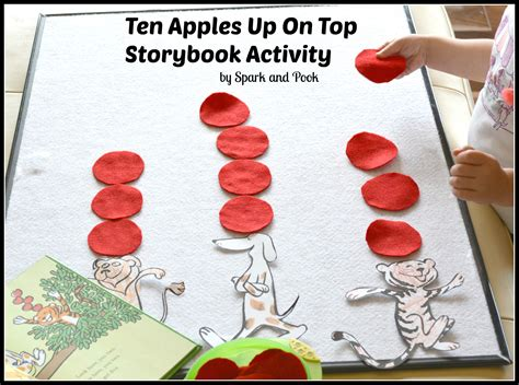 apple themed toddler and preschool activities 315 | applesontopcover