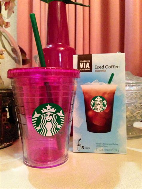 In 2016, starbucks launched their cold brew coffee pitcher packs which are sold in stores and online. Starbucks Via Ready Brew Iced Coffee. - Joei & Me