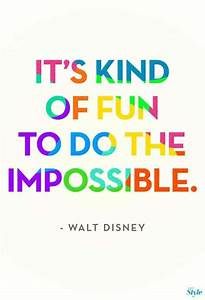 Disney Inspirat... Colorful Future Quotes