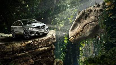 Jurassic Gle Coupe Benz Mercedes Wallpapers
