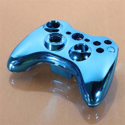 buy chrome plating abs protective shell  xbox