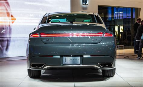 lincoln mkz release date price specs