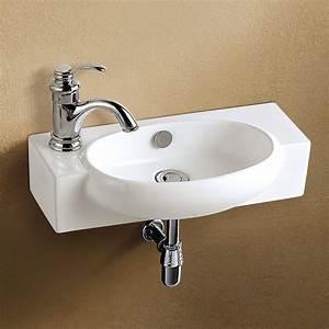 Waschtisch Für Bad : waschbecken 51x25x12 waschtisch keramik handwaschbecken ~ Lizthompson.info Haus und Dekorationen