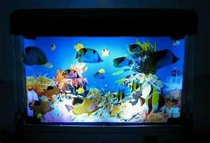Discovery Kids Electric Fish Aquarium Animated Marine Lamp ...