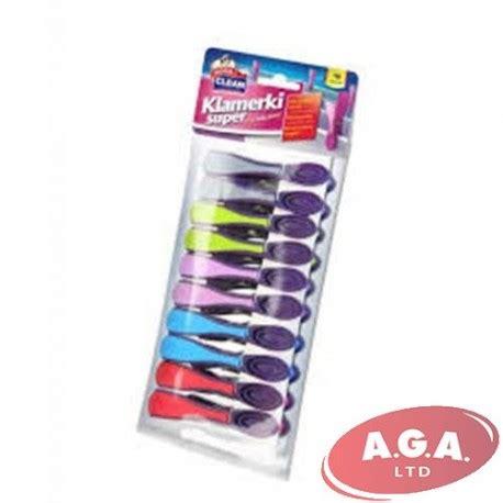 Veļas knaģi 10 gb, plastmasas - SIA A.G.A LTD