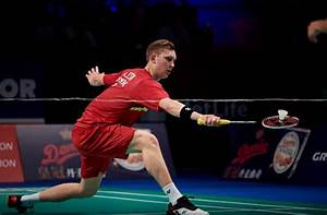 Denmark Open: Viktor Axelsen edges through as Lee Chong ...