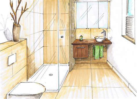 Kleines Badezimmer Optisch Vergrößern by Ein Kleines Bad Muss Keine H 252 Rde F 252 R Eine Schicke