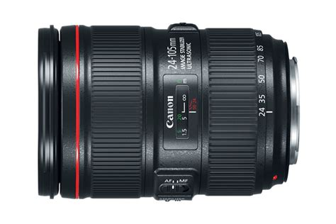 ef 24 105mm f 4l is ii usm canon store canon store
