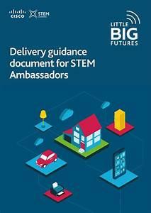 Delivery Guidance Handbook For Stem Ambassadors