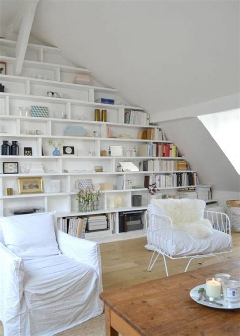 comment am ager une chambre mansard stunning idee rangement chambre mansardee images