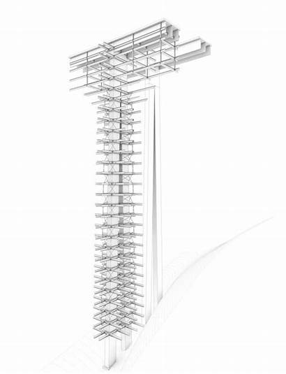 Solar Century 21st Evolo Inhabitable Bridge Powered
