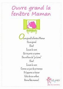 ouvre grand la fenetre maman momesnet With affiche chambre bébé avec bouquet de fleurs Á télécharger gratuitement