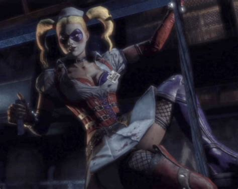 shishi  sexy time harley quinns motion